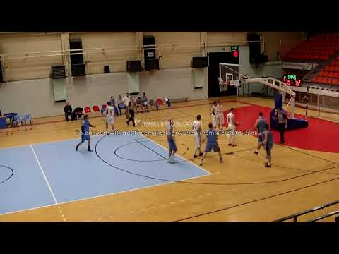 "3 kolo Play out KK ""Pozarevac″ – OKK ""Zlatar"" 112:64"
