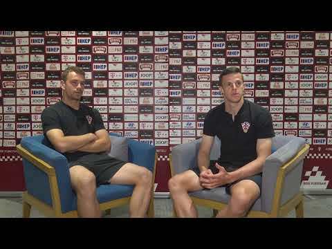 Hrvatska U-21 2U1: Marijan Čabraja i Kristijan Bistrović