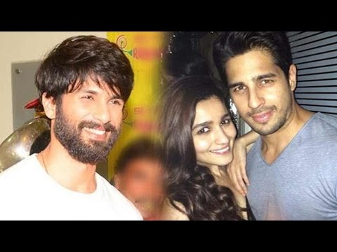 OMG! Shahid Kapoor Exposed Sidharth Malhotra And A