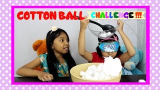 Video COTTON BALL CHALLENGE♥ For Kids with Keira VS Charma Challenge MP3, 3GP, MP4, WEBM, AVI, FLV Februari 2019