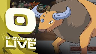 Tauros Suspect Laddering #1 - Pokemon |OR/AS| NU Showdown Live w/ PokeaimMD by PokeaimMD