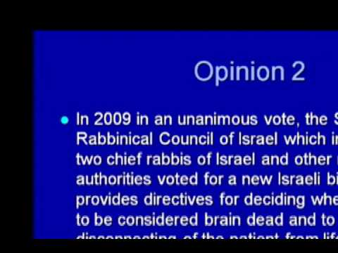 Organ Transplantation in Jewish Medical Ethics