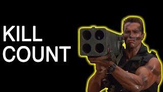 Video Arnold Schwarzenegger Kill Count MP3, 3GP, MP4, WEBM, AVI, FLV Desember 2018