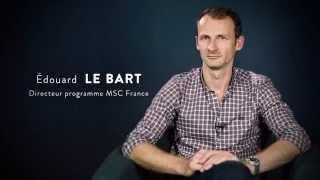 EDOUARD LE BART, MSC