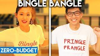 K-POP WITH ZERO BUDGET! (AOA- Bingle Bangle)