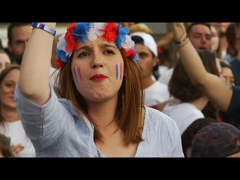 Μουντιάλ: Στους δρόμους οι Γάλλοι για την πρόκριση στον τελικό!…