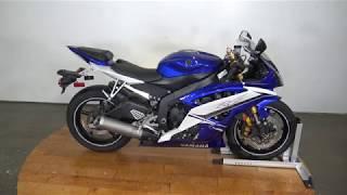 6. 2012 Yamaha R6
