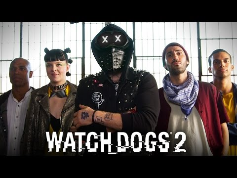 WATCH DOGS 2 IN REAL LIFE!