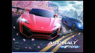 This is the hameplay of Asphalt Nitro......Sorry for any errors.......