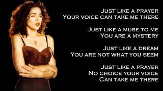 Video Madonna - Like A Prayer (Lyrics On Screen) MP3, 3GP, MP4, WEBM, AVI, FLV September 2018
