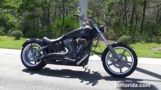 7. Used 2009 Harley Davidson Softail Rocker Motorcycles for sale - Tallahassee, FL