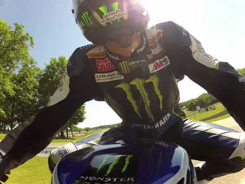 Video of R1 Yamaha