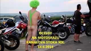 Video Ocelot na motosrazu Kanálova stoka XIX. Holubice, 14.6.2014