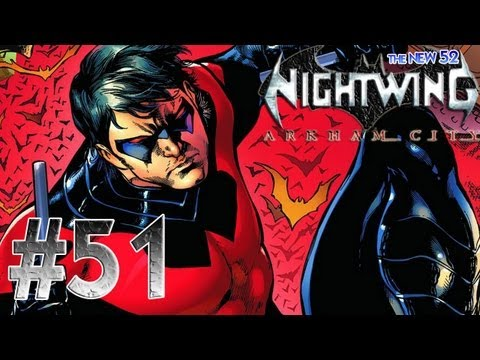 kNIGHTWING01 - Batman Arkham City