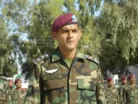 Captain Najam Riaz Raja Shaheed Part 1