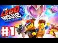 The Lego Movie 2 Videogame Gameplay Walkthrough Part 1