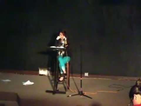 Missy De Los Santos Comedy Night