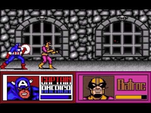 X-Men : Madness in Murderworld Amiga