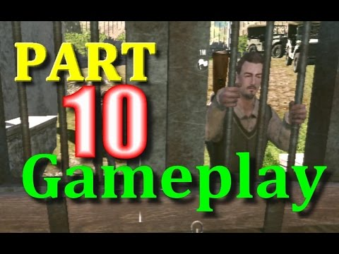 Enemy Front Walkthrough Gameplay Part 10 (PS3) lets play playthrough – Live Commentary