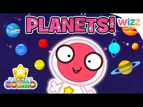 Planet Cosmo - Learning Planets   Neptune & Jupiter