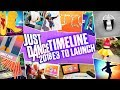 Just Dance 2018 TIMELINE: E3 TO LAUNCH