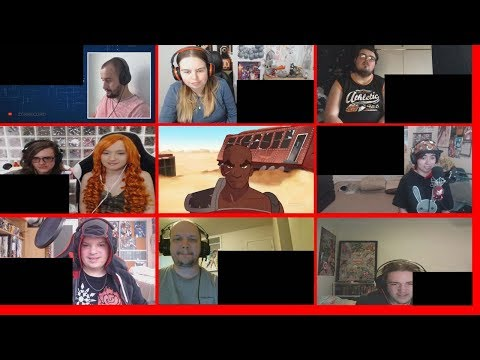 """Nomad of Nowhere Episode 8 """"End of the Line"""" (Reaction Mashup)"""