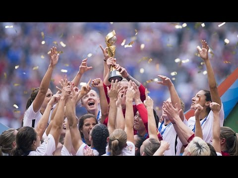 2015: What a Year it Was for the U.S. WNT