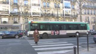 Video Buses in Paris, France MP3, 3GP, MP4, WEBM, AVI, FLV Agustus 2017