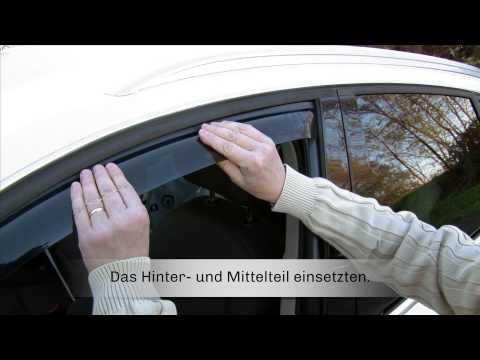 Windabweiser FARAD für Audi Q5