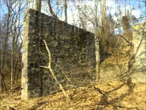 Patapsco (Gray) Manufacturing Company Mill Ruins 2/24/13