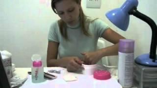Como Retirar Unhas De Porcelana E Decoração