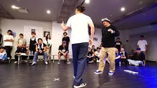 よしたく vs YA-AS – POP CITY 2019 OSAKA BEST8 + EX
