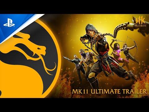 Mortal Kombat 11 Ultimate - Launch Trailer   PS5