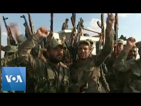 Video - Συρία: Στη Ράκα δυνάμεις του Συριακού Στρατού