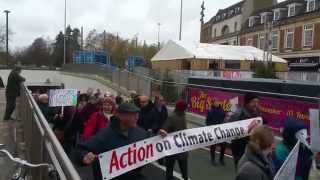 Watford Climate March – 29th November 2015
