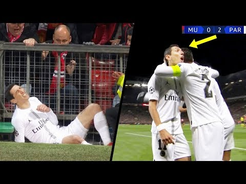 Sensational Revenge Moments in Football l Di Maria, Neymar
