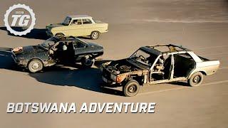 Video Botswana Adventure Part 1 - Top Gear - BBC MP3, 3GP, MP4, WEBM, AVI, FLV Agustus 2019