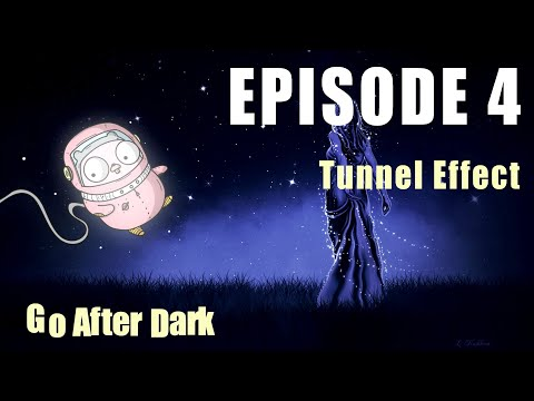 GO AFTER DARK ep 4:  Ride the tunnel (Fake 3D tunnel)