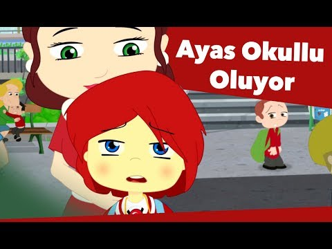 Video RGG Ayas - Ayas Okula Başlıyor - Çocuk Çizgi Film | Düşyeri download in MP3, 3GP, MP4, WEBM, AVI, FLV January 2017