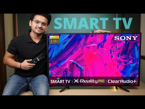 "Sony Bravia 43"" TV 2020 Unboxing   Sony W6600 Smart TV Series 🔥"