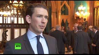 Глава МИД Австрии: ЕС нужна сильная, самостоятельная политика