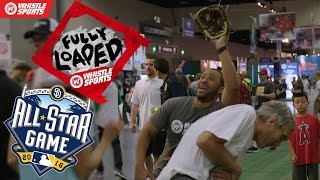 POP FLY PRANK! | MLB All-Star Game Edition | #FullyLoaded by Whistle Sports