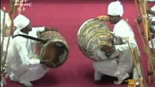 Ethiopian Orthodox Mezmur By Diyakon Mndaye Brhanu.mpg