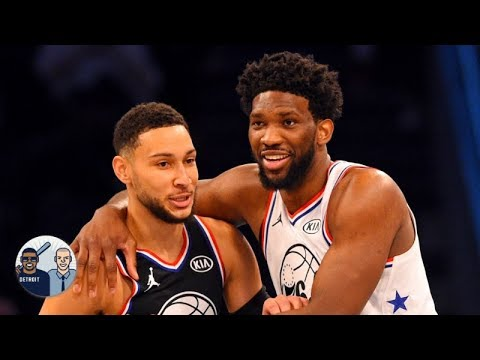 Video: Ben Simmons doesn't need to be a great shooter, just better - David Jacoby | Jalen & Jacoby