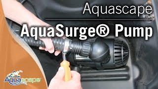 Aquascape's AquaSurge® Pump