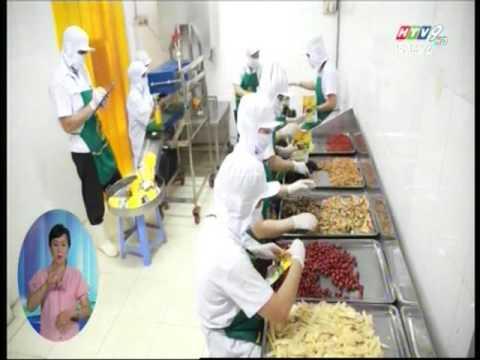 """HTV9: Anh Kim Foods hướng tới Ngày hội """"Cây Thị dinh dưỡng chăm sóc Gia đình"""""""