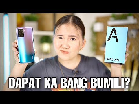 OPPO A94 FULL REVIEW (UNBOXING, PRICE, GAMING, & CAMERA)