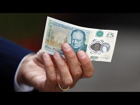 Βρετανία: Χορτοφάγοι εναντίον πλαστικού χαρτονομίσματος 5 λιρών