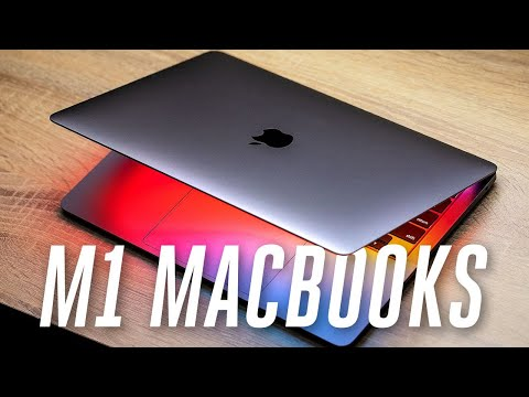 M1 MacBook Pro and Air review: Apple delivers