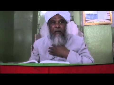Dars e Quran By Dr Hafiz Shaikh Ahmed Mohiuddin Sharfi Sahab - 13 April 2014